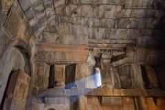 Noravankklooster van 13de eeuw, Armenië royalty-vrije stock foto's