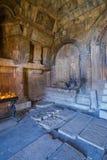 Noravankklooster van 13de eeuw, Armenië stock afbeelding