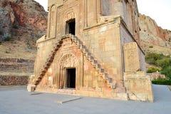 Noravankklooster van 13de eeuw, Armenië royalty-vrije stock foto