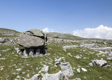 Norber Erratics Royalty Free Stock Photography