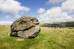 Norber Erratics Royalty Free Stock Image