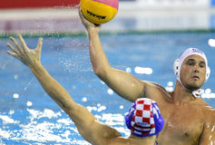 Norbert Hosnyanszky of Hungary Stock Images