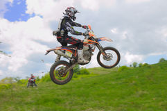 Norbert Levente JOZSA jump day 2 Royalty Free Stock Photo