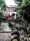 Norbulingka Institute at Sidhpur, near Dharamshala, India Stock Photos