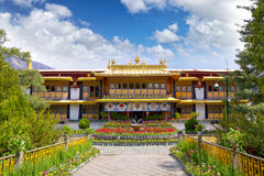 Norbulingka Palace Stock Photos