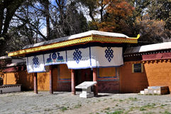 Norbulingka Royalty Free Stock Photo