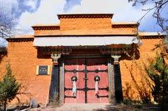 Norbulingka Royalty Free Stock Image
