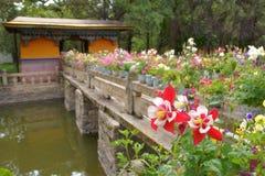 Norbulingka Summer Palace Stock Image