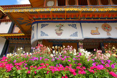 Norbulingka Summer Palace Royalty Free Stock Photo