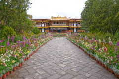Norbulingka Summer Palace Royalty Free Stock Photos