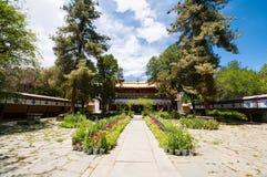 Norbulingka summer palace Stock Images