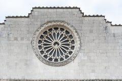 Norcia (Ιταλία) Στοκ εικόνες με δικαίωμα ελεύθερης χρήσης