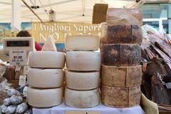 Norcia Cheese Royalty Free Stock Photos