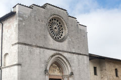 Norcia (Itália) Foto de Stock Royalty Free