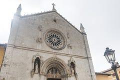 Norcia (Italia) Imagen de archivo