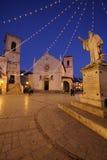 Norcia, Italie Image libre de droits