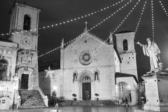 Norcia, Italy Stock Photo