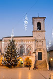 Norcia in Italy Stock Images