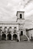 norcia Ombrie Image stock