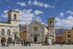 Norcia in Umbria Royalty Free Stock Photo