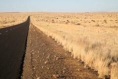 Nord av South Africa Arkivfoton