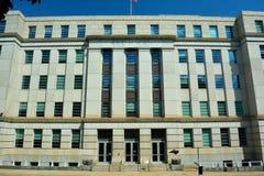 Nord-Carolina Department des Transport-Gebäudes Stockfoto