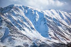Nord-Chuisky Ridge Stockfoto