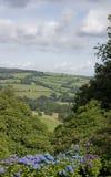 Nord-Cornwall Lanscape Lizenzfreie Stockfotos