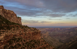 Nord 5 de Grand Canyon Images stock