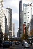 Nord de State Street Image libre de droits