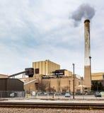 Nord-Indiana Public Service Company-Anlage Lizenzfreie Stockfotografie