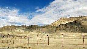 Nord-Indien-Landschaft Lizenzfreies Stockfoto