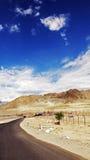 Nord-Indien-Landschaft Stockfotografie