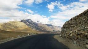 Nord-Indien-Landschaft Lizenzfreie Stockbilder