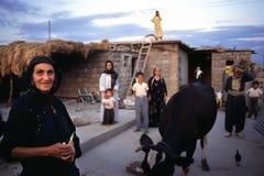 1993 nord Irak - Kurdistan Photographie stock