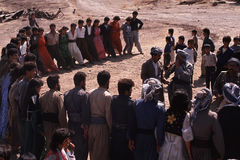 1993 nord Irak - Kurdistan Photo stock