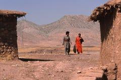 1993 nord Irak - Kurdistan Images libres de droits