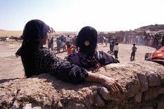 1993 nord Irak - Kurdistan Photo stock