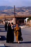 1993 nord Irak - Kurdistan Image stock