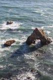 Nord-Kalifornien-Küstenlinie 1 Stockfotos