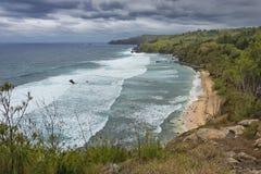 Nord- Maui-Küste Kapalua West-Maui Hawaii USA Stockfoto