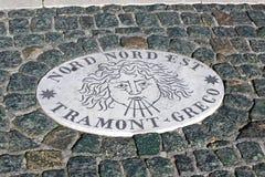 Nord Nord Est Foto de archivo libre de regalías