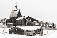 Nord russo Immagini Stock Libere da Diritti