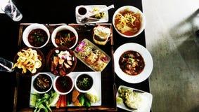 Nord-Thailand-Lebensmittel lizenzfreie stockfotografie