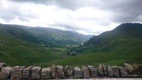 Nord-Wales-Landschaft Stockfotografie