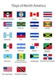 Nordamerika Lizenzfreie Stockbilder