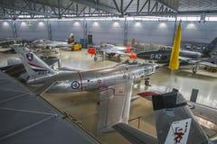 Nordamerikanischer Säbel f-86 Stockfotografie