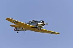 Nordamerikanischer Texan T-6 Stockfoto