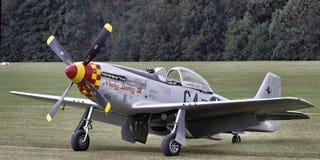 Nordamerikanisches P-5 Lizenzfreie Stockbilder