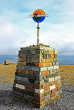 Nordcape in Norway Stock Image